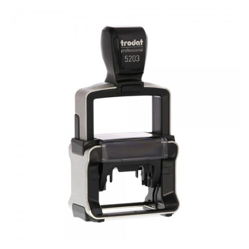 Σφραγίδα αυτόματη κειμένου Trodat Professional 5203