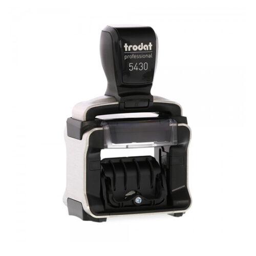Σφραγίδα αυτόματη κειμένου - ημερομηνίας Trodat Professional 5430