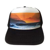 Καπέλο με εκτύπωση