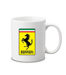 Κούπα με εκτύπωση Ferrari