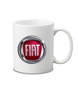 Κούπα με εκτύπωση Fiat