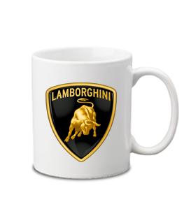 Κούπα με εκτύπωση Lamborghini