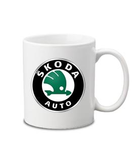 Κούπα με εκτύπωση Skoda