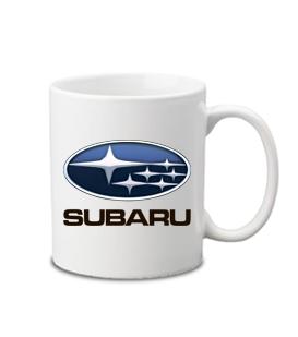 Κούπα με εκτύπωση Subaru