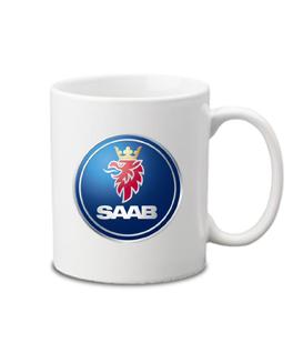 Κούπα με εκτύπωση Saab