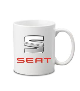 Κούπα με εκτύπωση Seat