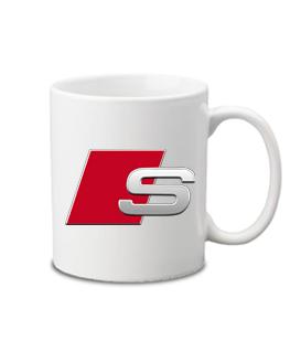 Κούπα με εκτύπωση S-line