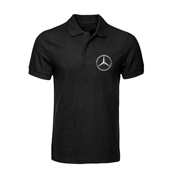 ad3e6fb10c5e Mercedes Μπλούζα τύπου Polo βαμβακερό στις καλύτερες τιμές