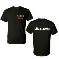Μπλουζάκι με τύπωμα Audi