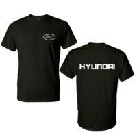 Μπλουζάκι με τύπωμα Hyundai