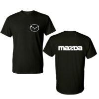 Μπλουζάκι με τύπωμα Mazda