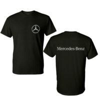 Μπλουζάκι με τύπωμα Mercedes
