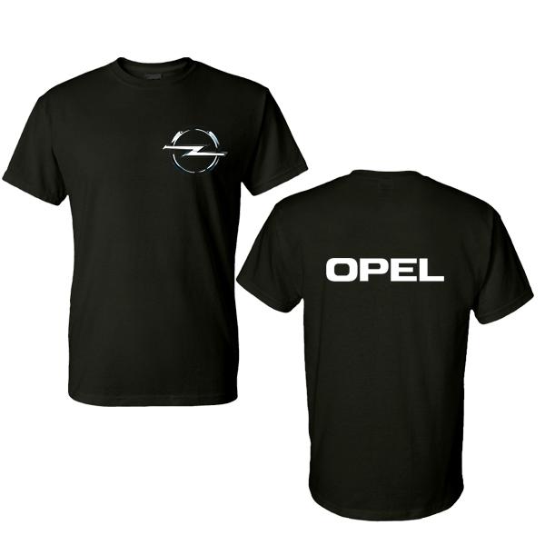 ce0f609703bc Μπλουζάκι με τύπωμα Opel βαμβακερό στις καλύτερες τιμές
