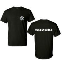 Μπλουζάκι με τύπωμα Suzuki