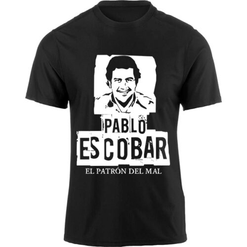 T-shirt Escobar Gaviria