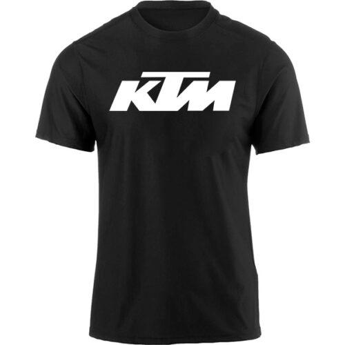Μπλουζάκι με τύπωμα KTM
