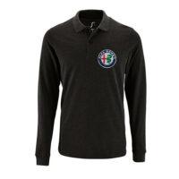 Μπλουζάκι polo Alfa Romeo μακρυμάνικο