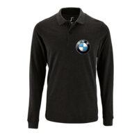 Μπλουζάκι polo BMW μακρυμάνικο