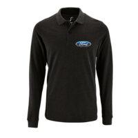 Μπλουζάκι polo Ford μακρυμάνικο