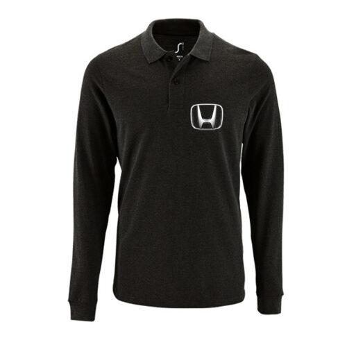 Μπλουζάκι polo Honda μακρυμάνικο