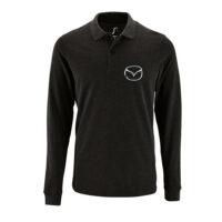 Μπλουζάκι polo Mazda μακρυμάνικο