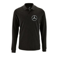 Μπλουζάκι polo Mercedes μακρυμάνικο
