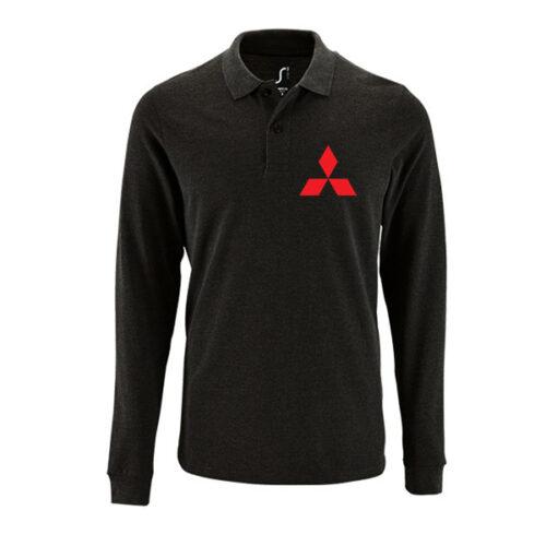 Μπλουζάκι polo Mitsubishi μακρυμάνικο