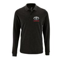 Μπλουζάκι polo Toyota μακρυμάνικο