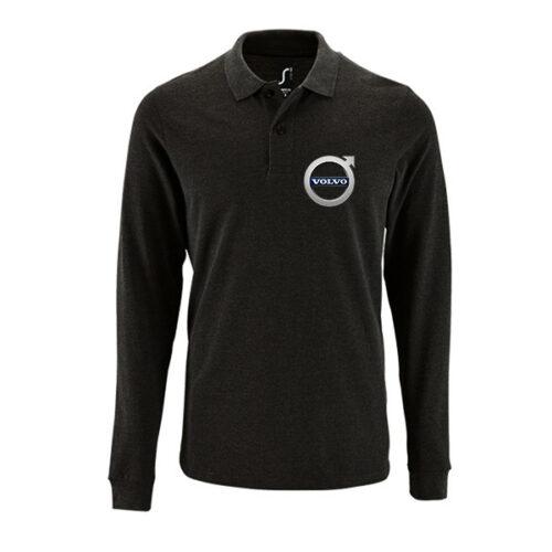 Μπλουζάκι polo Volvo μακρυμάνικο