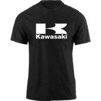 Μπλουζάκι με τύπωμα kawasaki