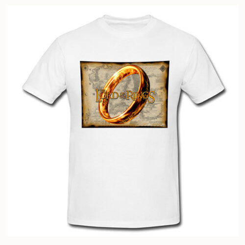 Lord of the rings shirt