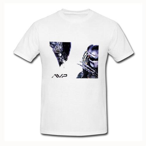Photo t-shirt Alien vs Predator
