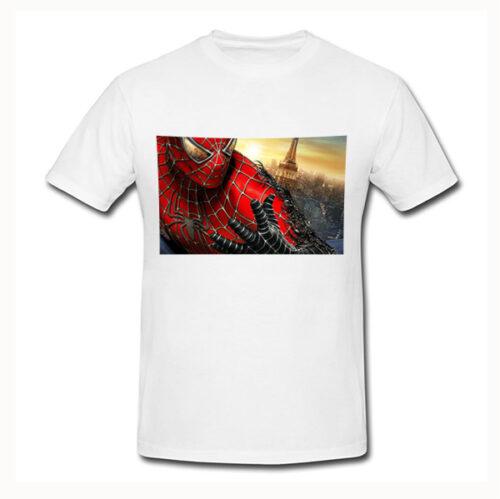 Photo t-shirt Spiderman No2