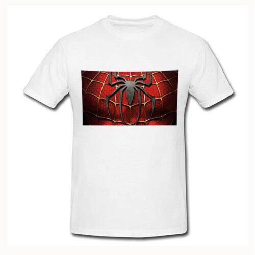 Photo t-shirt Spiderman