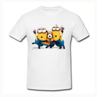 Photo t-shirt Minions No2