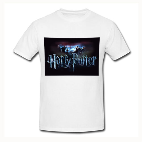 Photo t-shirt Harry Potter