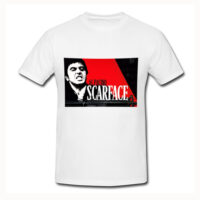 Photo t-shirt Scarface No3