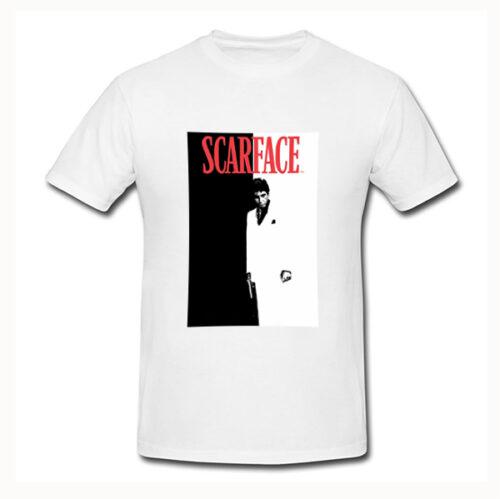 Photo t-shirt Scarface