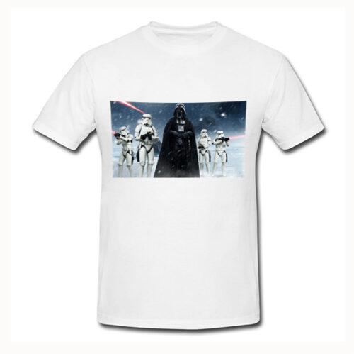 Photo t-shirt Darth Vader