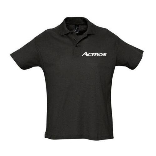 Μπλουζάκι polo Actros κοντομάνικο