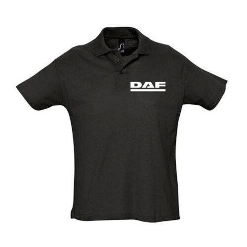 Μπλουζάκι polo Daf κοντομάνικο
