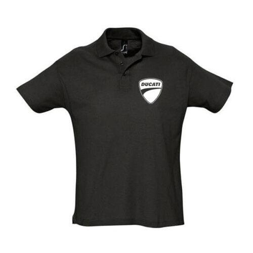 Μπλουζάκι polo Ducati κοντομάνικο