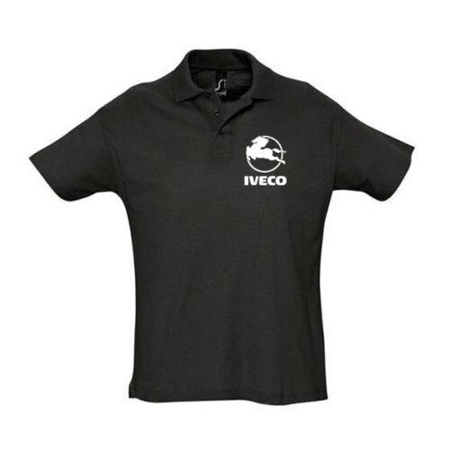 Μπλουζάκι polo Iveco κοντομάνικο
