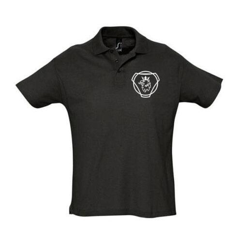 Μπλουζάκι polo Scania κοντομάνικο