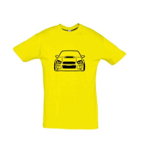 Μπλουζάκι με τύπωμα Subaru impreza