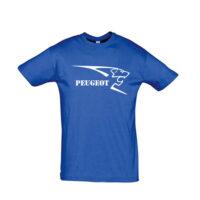Μπλουζάκι με τύπωμα Peugeot Sport