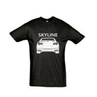 Μπλουζάκι με τύπωμα Nissan Skyline
