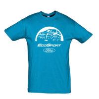 Μπλουζάκι με τύπωμα Ford 4x4