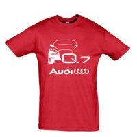 Μπλουζάκι με τύπωμα Audi Q7
