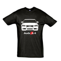 Μπλουζάκι με τύπωμα Audi A4